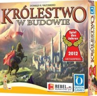 Królestwo w budowie - zdjęcie zabawki, gry