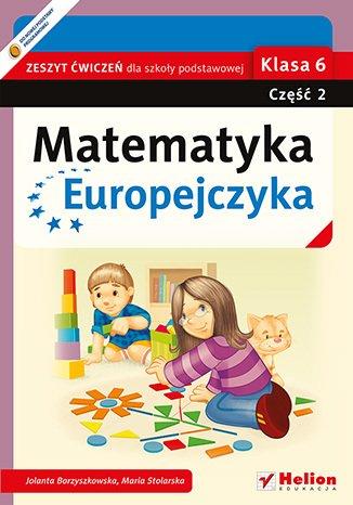 Matematyka Europejczyka. Klasa - okładka podręcznika