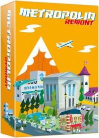 Metropolia. Remont (dodatek do - zdjęcie zabawki, gry