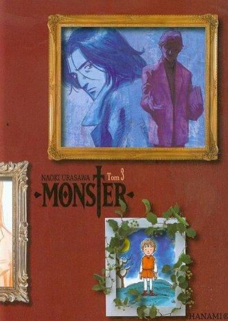 Monster. Tom 3 - okładka książki