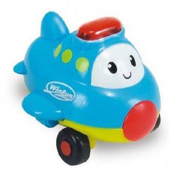 Mówiący pojazd Go Go. Samolot odrzutowy - zdjęcie zabawki, gry