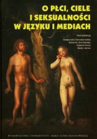 O płci, ciele i seksualności w - okładka książki