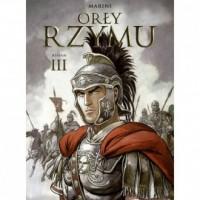 Orły Rzymu. Księga III - Enrico - okładka książki