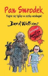 Pan Smrodek - okładka książki
