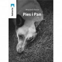 Pies i Pan - okładka książki