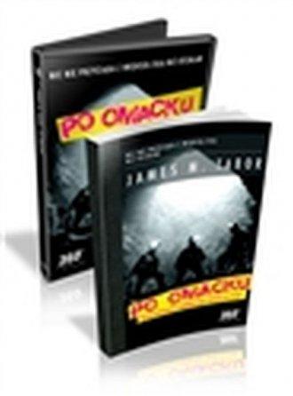 Po omacku. KSIĄŻKA + FILM - okładka książki