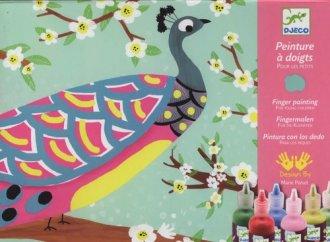 Ptaki. Zestaw artystyczny do malowania - zdjęcie zabawki, gry