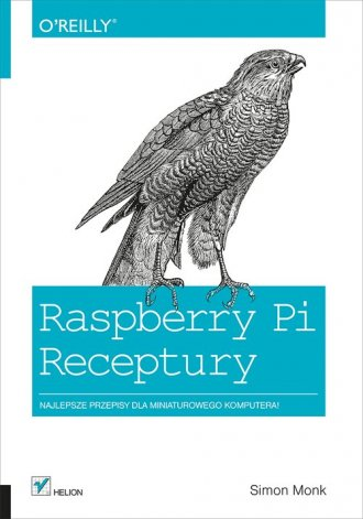 Raspberry Pi. Receptury - okładka książki