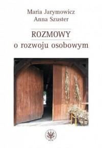 Rozmowy o rozwoju osobowym - okładka książki