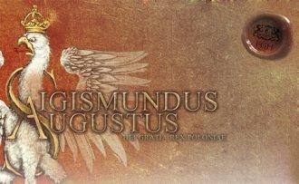 Sigismundus Augustus. Gra strategiczna - zdjęcie zabawki, gry