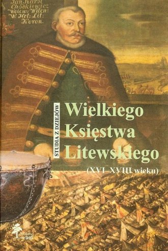 Studia z dziejów Wielkiego Księstwa - okładka książki