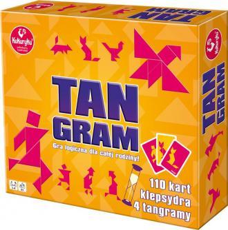 Tangram - zdjęcie zabawki, gry