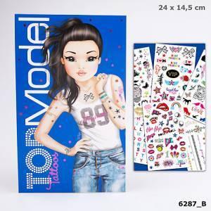 Tatuaże Top Model - zdjęcie zabawki, gry