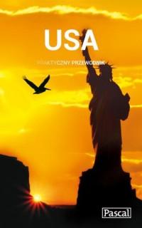 USA. Praktyczny przewodnik 2014 - okładka książki