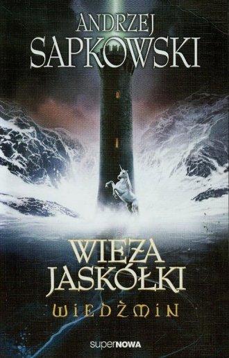 Wiedźmin 6. Wieża jaskółki - okładka książki