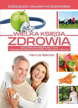 Wielka księga zdrowia - okładka książki
