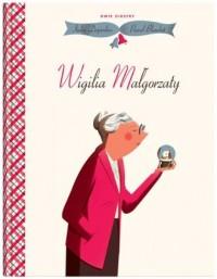 Wigilia Małgorzaty - okładka książki