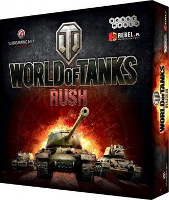 World of tanks: Rush - zdjęcie zabawki, gry