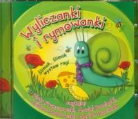 Wyliczanki i rymowanki (CD mp3) - pudełko audiobooku
