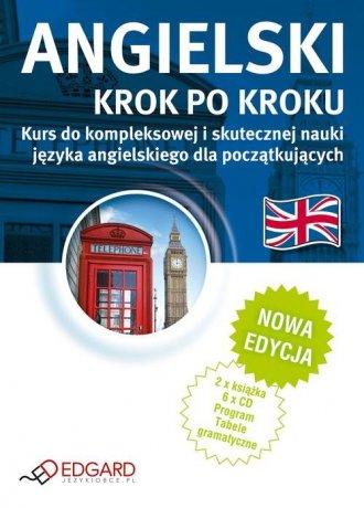 Angielski. Krok po kroku - okładka podręcznika