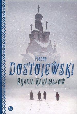 Bracia Karamazow - okładka książki
