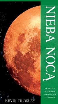 Kieszonkowy atlas nieba nocą - okładka książki