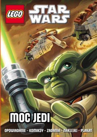 Lego Star Wars. Moc Jedi - okładka książki