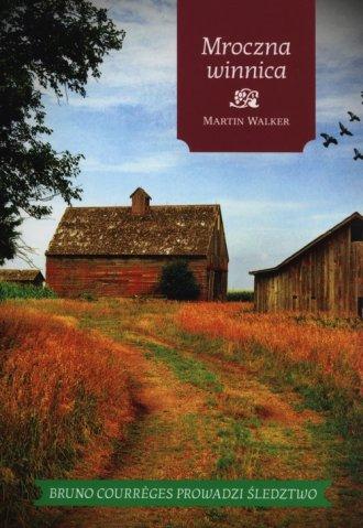 Mroczna winnica - okładka książki