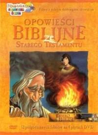 Opowieści Biblijne ze Starego Testamentu (4 płyty DVD) - okładka filmu