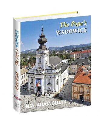 Papieskie Wadowice (wersja ang.) - okładka książki