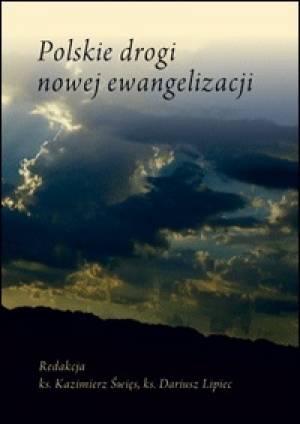 Polskie drogi nowej ewangelizacji - okładka książki