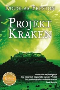 Projekt Kraken - okładka książki