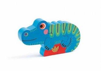 Tunga (puzzle drewniane pionowe) - zdjęcie zabawki, gry