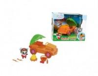 Yoohoo & friends Safari jeep - zdjęcie zabawki, gry