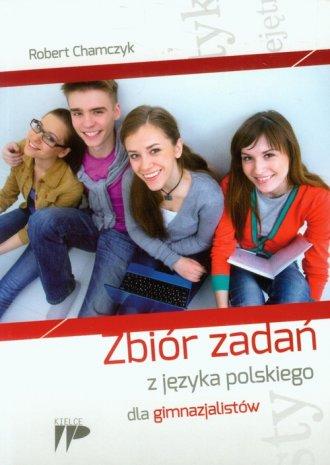Zbiór zadań z języka polskiego - okładka podręcznika