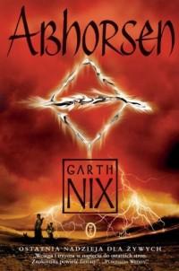 Abhorsen - okładka książki