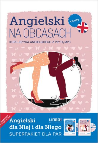 Angielski dla Niej i dla Niego. - okładka podręcznika