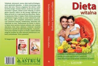 Dieta witalna - okładka książki