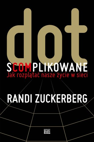 Dots com plikowane - okładka książki