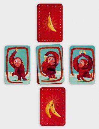 Gra karciana Banany - zdjęcie zabawki, gry