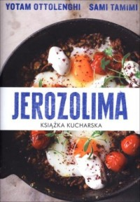 Jerozolima. Książka kucharska - okładka książki