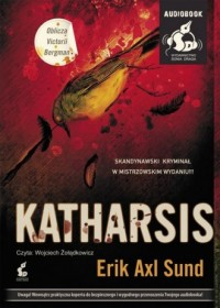 Katharsis - pudełko audiobooku