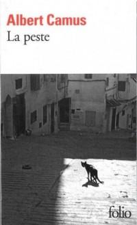 La peste - okładka książki