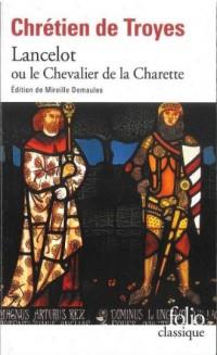 Lancelot ou Le Chevalier de la Charrette - okładka książki
