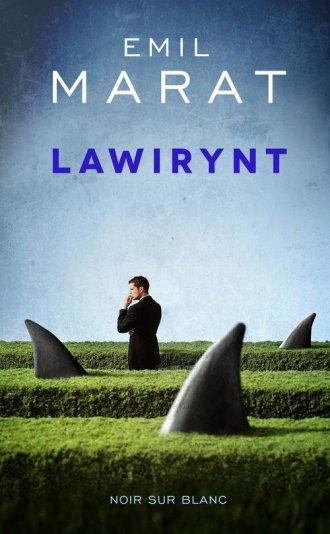 Lawirynt - okładka książki