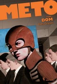 Meto Dom - okładka książki