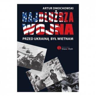 Najdłuższa wojna. Przed Ukrainą - okładka książki