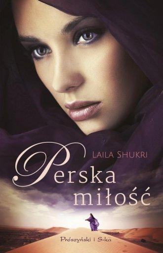 Perska miłość - okładka książki