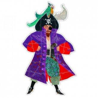 Pirat Eliot (puzzle gigant 36-elem.) - zdjęcie zabawki, gry