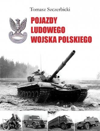 Pojazdy Ludowego Wojska Polskiego - okładka książki